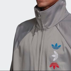 NWT ADIDAS ORIGINALS Ref/met track jacket